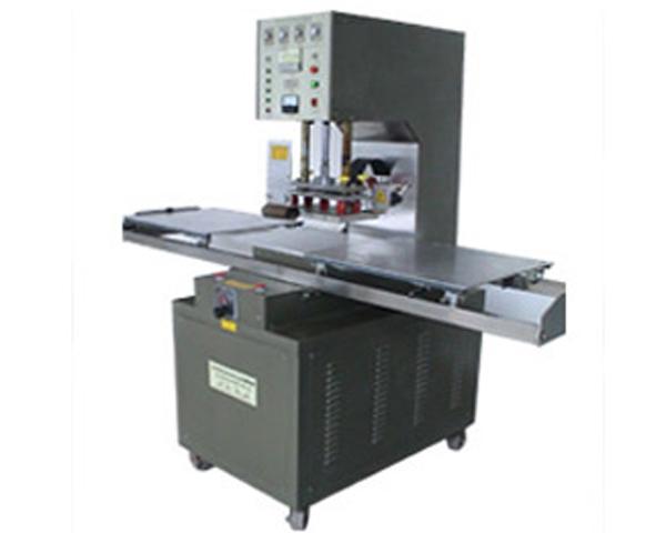 HX-4000TAS推盘(转盘)高周波熔接机